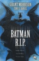 Batman: RIP (h�ftad)