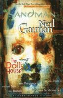 Sandman: Vol 02  The Dolls House (ljudbok)