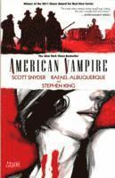 American Vampire: Vol 01  (h�ftad)