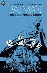 Batman: The Long Halloween (h�ftad)