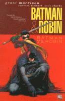 Batman and Robin: Vol 02  Batman vs Robin (h�ftad)