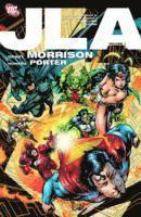 JLA: Volume 1 (h�ftad)