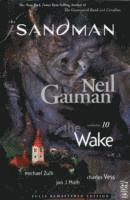 Sandman: Volume 10 The Wake (h�ftad)