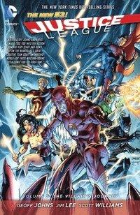 Justice League: Volume 2 Villain's Journey (the New 52) (h�ftad)