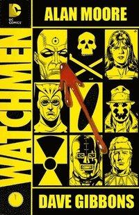 Watchmen: The Deluxe Edition Hardback (inbunden)