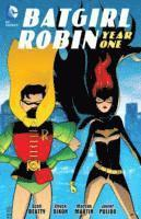 Batgirl/Robin Year One (h�ftad)