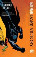 Batman Dark Victory (New Edition)