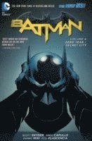 Batman: Volume 4 Zero Year-secret City (inbunden)