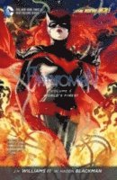 Batwoman: Volume 3 Worlds Finest (h�ftad)