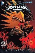 Batman and Robin Volume 4 HC (The New 52)