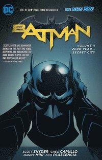 Batman: Volume 4 Zero Year - Secret City (h�ftad)