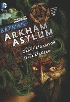 Batman Arkham Asylum (h�ftad)