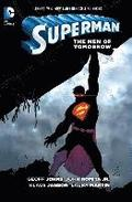 Superman Volume 6: The Men of Tomorrow HC (The New 52)
