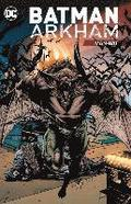 Batman Arkham: Volume 6  Manbat