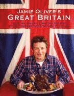 Jamie Oliver's Great Britain (h�ftad)