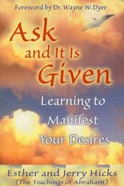 Ask and it is Given (häftad)
