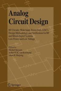 Analog Circuit Design (inbunden)