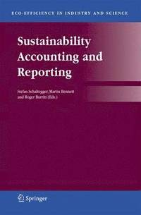 Sustainability Accounting and Reporting (h�ftad)