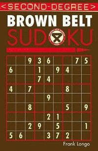 Second Degree Brown Belt Sudoku (h�ftad)