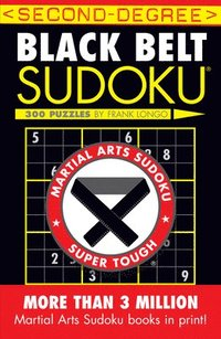 Second Degree Black Belt Sudoku