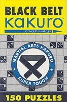 Black Belt Kakuro (h�ftad)