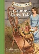 Grimm's Fairy Tales (inbunden)