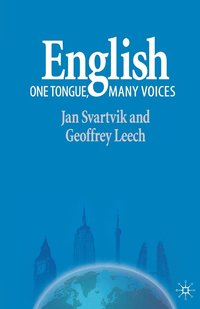 English - One Tongue, Many Voices (h�ftad)