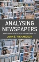 Analysing Newspapers (h�ftad)