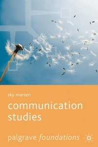 Communication Studies (inbunden)
