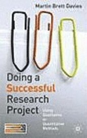 Doing a Successful Research Project (h�ftad)