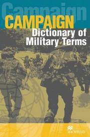 Campaign Dictionary of Military Terms (h�ftad)