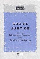 Social Justice (h�ftad)
