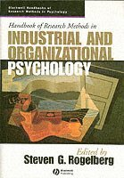 Handbook of Research Methods in Industrial and Organizational Psychology (h�ftad)