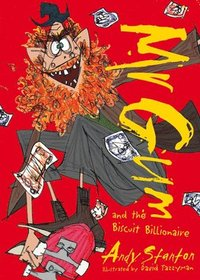 Mr. Gum and the Biscuit Billionaire (inbunden)