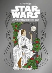 Star Wars Art Therapy Colouring Book (h�ftad)