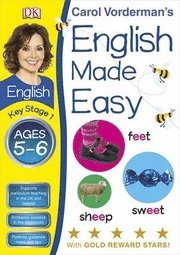 English Made Easy Ages 5-6 Key Stage 1 (h�ftad)