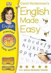 English Made Easy Early Writing Preschool Ages 3-5 (h�ftad)
