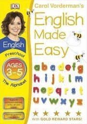 English Made Easy The Alphabet Preschool Ages 3-5 (h�ftad)