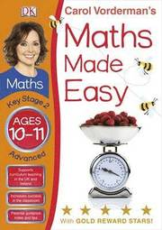 Maths Made Easy Ages 10-11 Key Stage 2 Advanced (häftad)