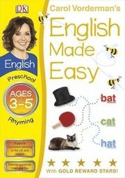 English Made Easy Rhyming Preschool Ages 3-5 (h�ftad)