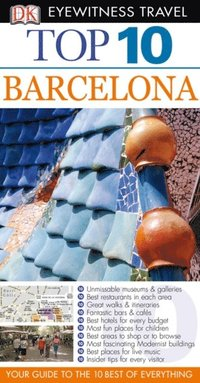 DK Eyewitness Top 10 Travel Guide: Barcelona (e-bok)