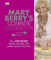 Mary Berry's Complete Cookbook 3rd Edition (inbunden)