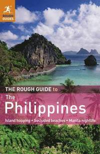 The Rough Guide to the Philippines (inbunden)