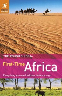 Rough Guide to First-Time Africa (h�ftad)