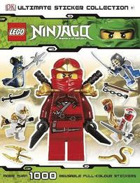 LEGO Ninjago Ultimate Sticker Collection (h�ftad)