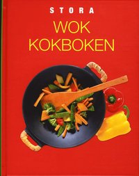 Stora Wok-kokboken (inbunden)