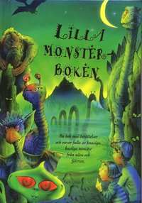 Lilla Monsterboken (inbunden)