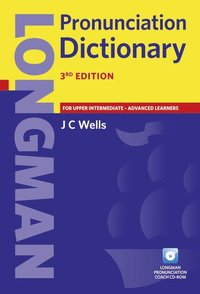 Longman Pronunciation Dictionary Cased and CD-ROM Pack 3rd Edition ()