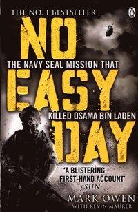 No Easy Day (h�ftad)