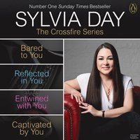 Sylvia Day Crossfire Series Four Book Collection (e-bok)
